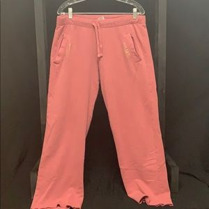 PINK Victoria's Secret straight leg sweatpants